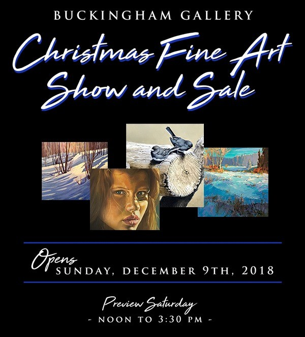Christmas 2018 Fine Art Show & Sale