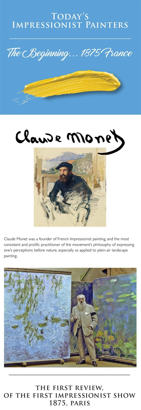Todays Impressionist Painters